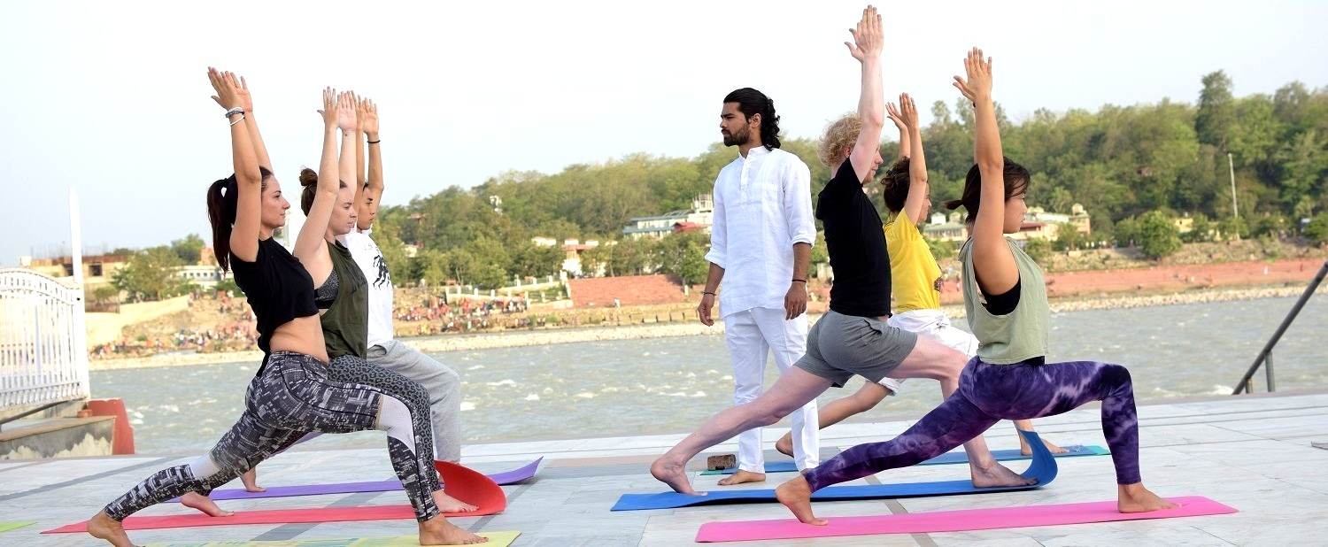 300 Hour Hatha Yoga Teacher Training Course, India